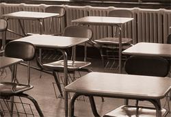 Student Desks - Art Fettig