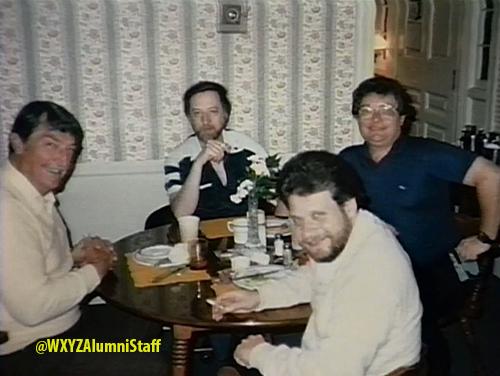 Dean Erskine, Bob Baker, Harry Greener, Chris Huebner
