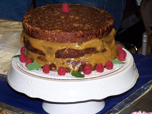 Dan Beeks Cake