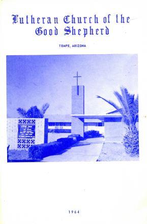 University Lutheran Church Directory - 1964