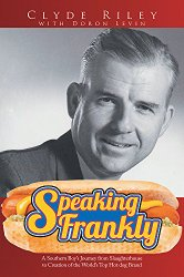 Speaking Frankly by Clyde Riley