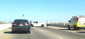 Highway 347 Accident