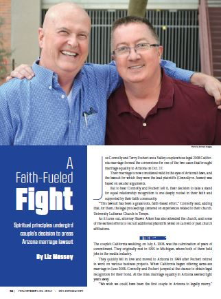 Faith Fueled Fight