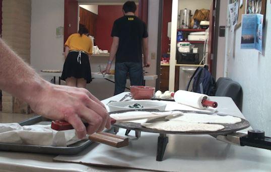 Lefse Making