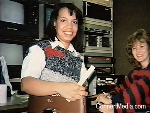 Donella Crawford and Wanda Doerner