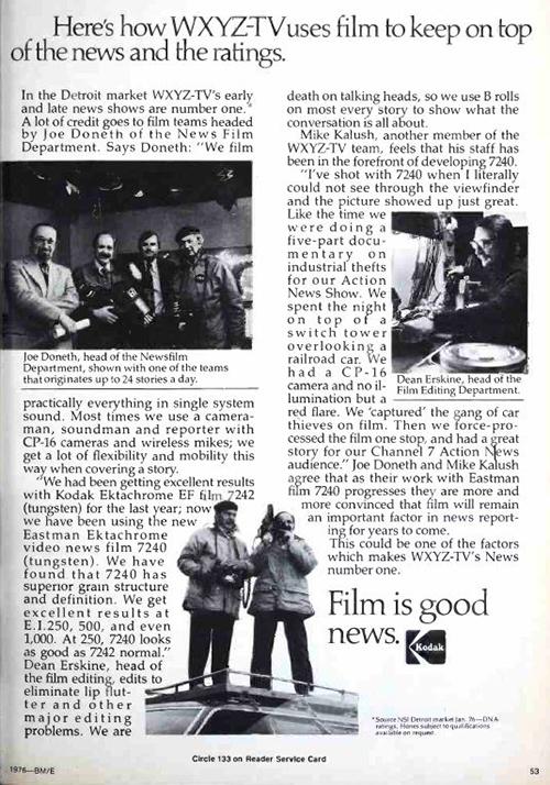 WXYZ - The Good News of Film
