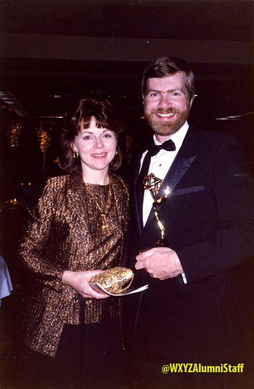 Sue Giannotta and Don Carter