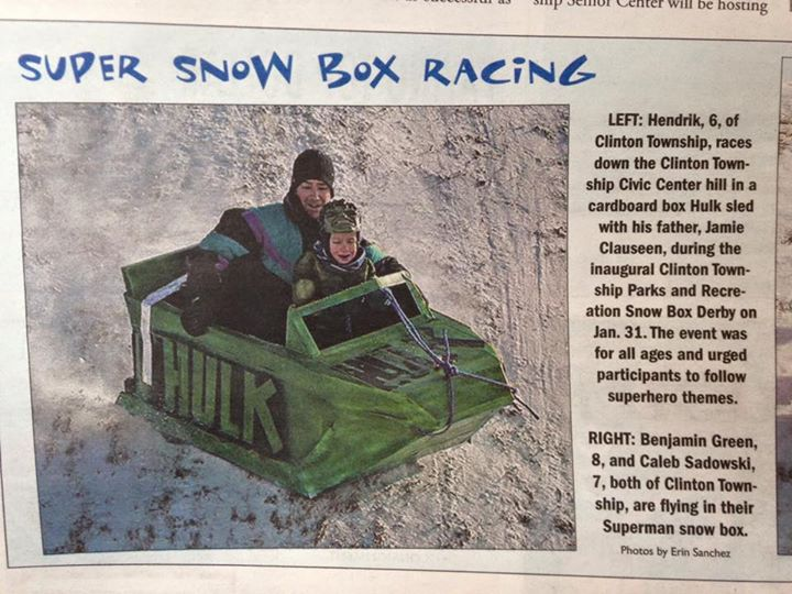 Snow Box Racing