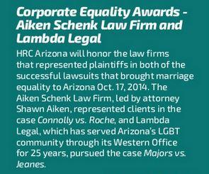 Echo Magazine Inset - Aiken Schenk Law Firm