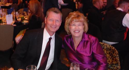 Shawn and Lynn Aiken - HRC Gala