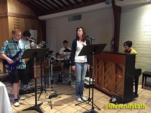 LCM Praise Band