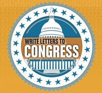 how to write to congress Tips on writing to congress the letter is the most popular choice of communication with a congressional office if you decide to write a letter.