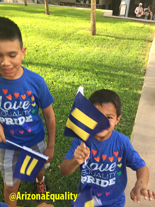 A great day for the kids - Marriage Equality!