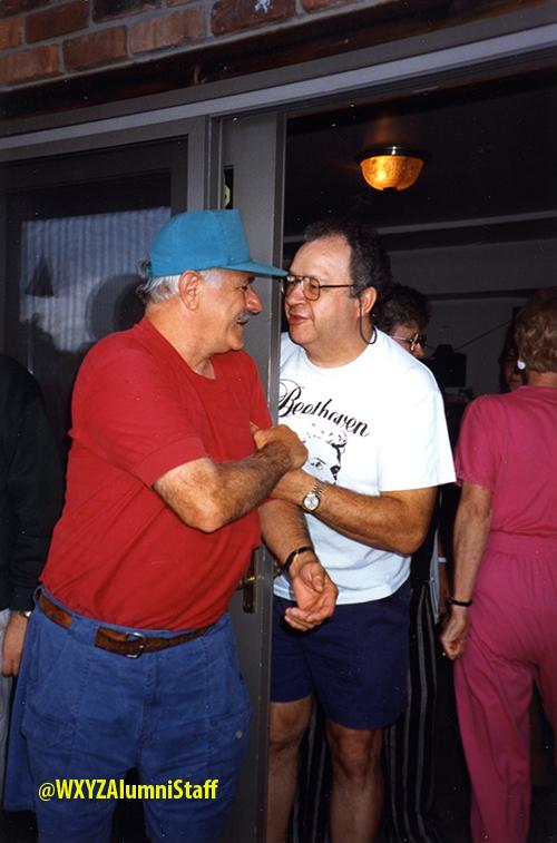 Mike Kalush and Chuck Bowman