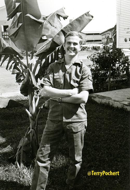 Terry Pochert - AFRTS - Military