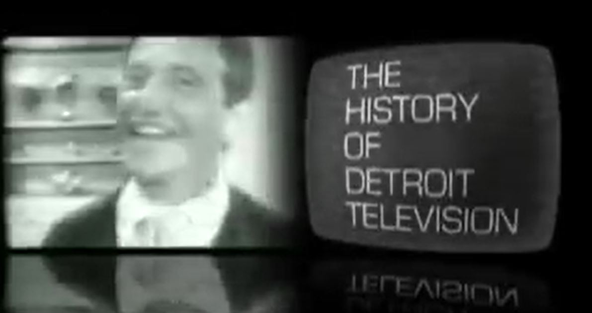 The History of Detroit Television