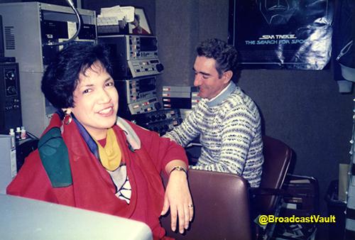 Rosa Ybarra and Jim Miller