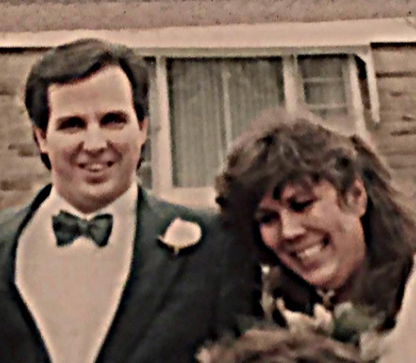 Gene Taylor and Helen Pasakarnis