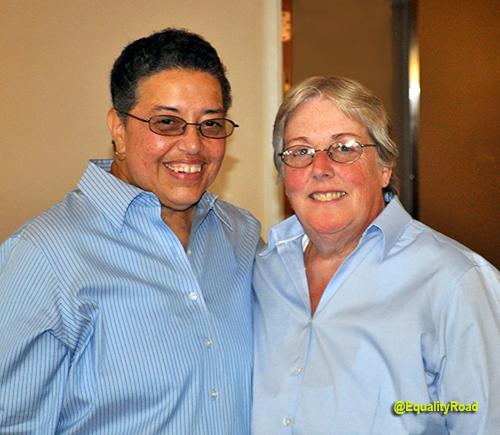 Raquel Ardin & Lynda DeForge
