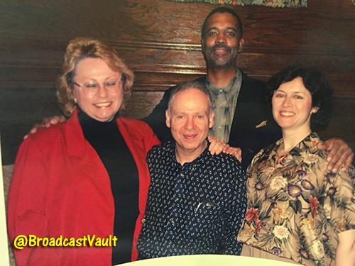 Anita Shiplett, Eddie Dorfman, Mark Noble, Karen Nicholson