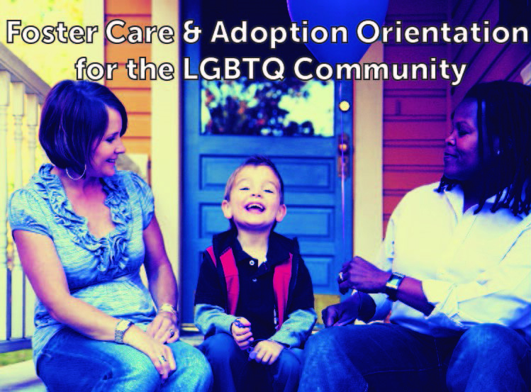 LGBT Foster Care and Adoption