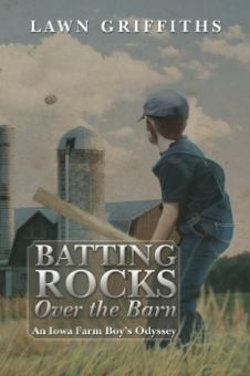 Lawn Griffiths - Batting Rocks Over The Barn