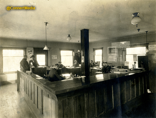 Chapman Lumber Company, Miller Rd., Dearborn, Michigan