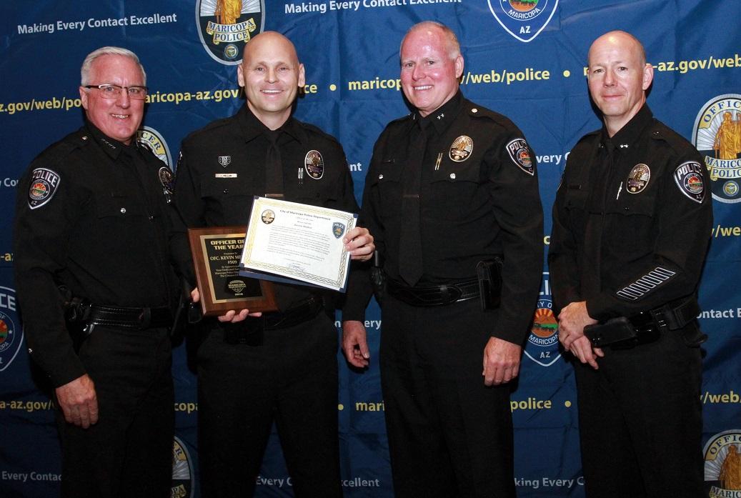 Officer Kevin Mellor