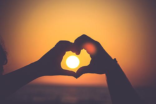 Sunset Love Ross Reck