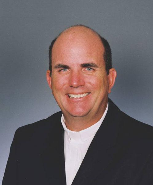 Bishop Steve Talmage
